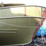 Αλιευτικό / φάση κατασκευής